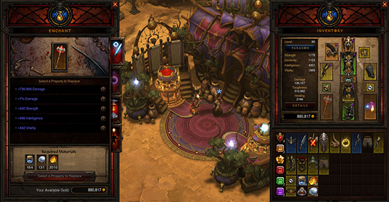 Diablo 3 - Enchanting