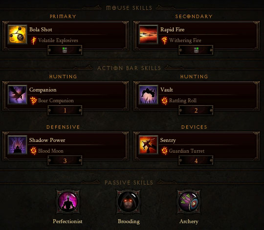 Dh Build Diablo Fans